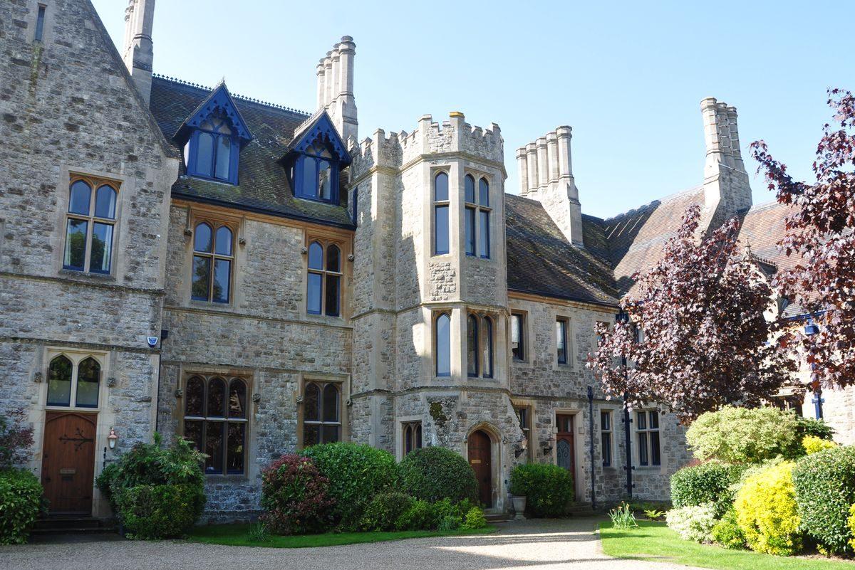 The Victorian Era Hassobury Manor Complex