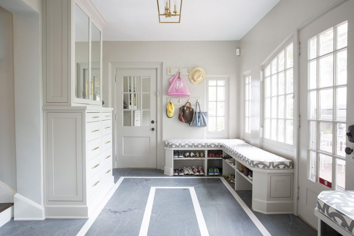 Creating the Perfect Mudroom